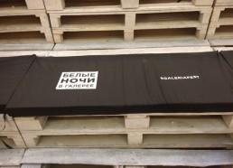Подушки для фестиваля Белые Ночи в Галлерее