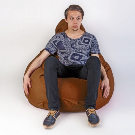 Кресло мешок груша XXL Energy Honey