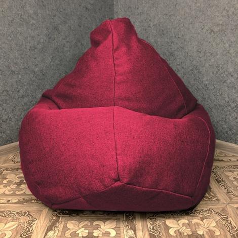 Кресло мешок груша XXL Рогожка Infinity Vine