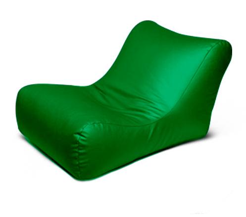 """Кресло мешок """"Лежак"""" Зеленое"""