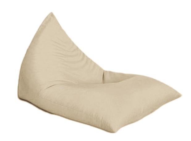 "Кресло мешок ""Пирамида"" Бежевое распродажа"