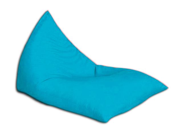 "Кресло мешок ""Пирамида"" Бирюзовое"
