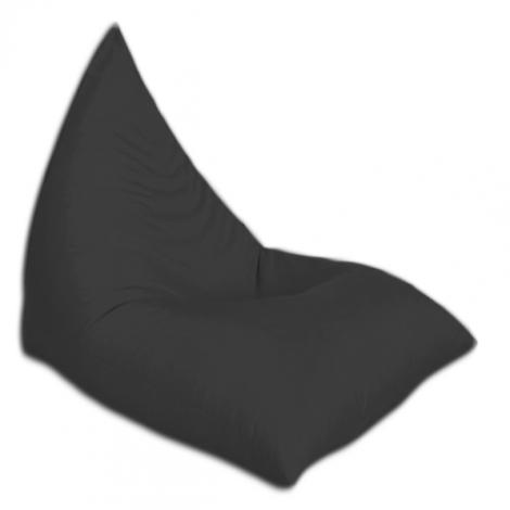 """Кресло мешок """"Пирамида"""" Черное"""