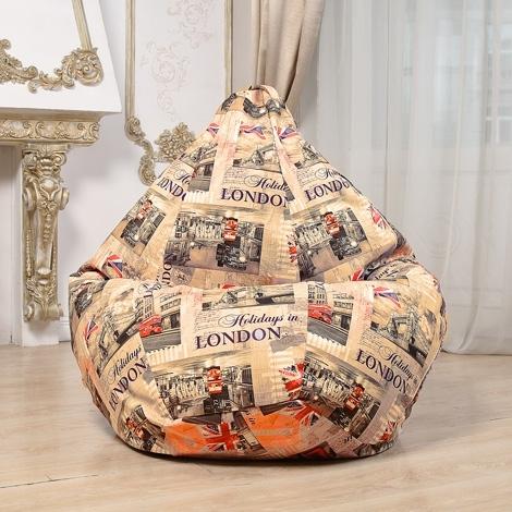 Кресло мешок Груша XXL Soho 2