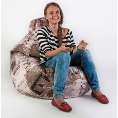 Кресло груша XXL Терра
