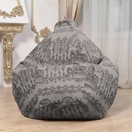 """Кресло мешок Груша XXL """"Барокко 9"""""""