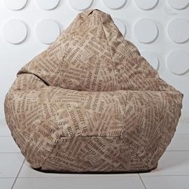 "Кресло мешок Груша XXL ""Gothik 2"""