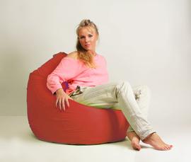 Кресло мешок груша Стандарт Коралл
