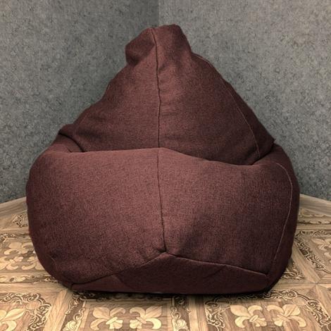 Кресло мешок груша XXL Рогожка Infinity Venge