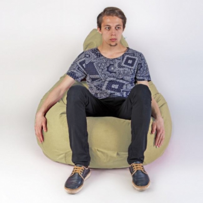 Кресло мешок груша XXL Велюровое (расцветки уточняйте)
