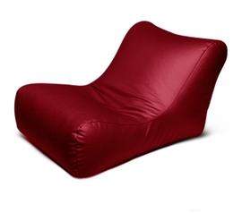 """Кресло мешок """"Лежак"""" Красное"""